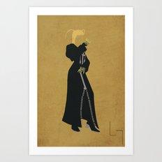Larxene Art Print