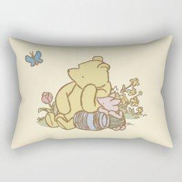 Classic Pooh Rectangular Pillow