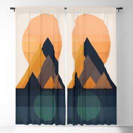 Twin Sun Blackout Curtain