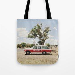 The El Cosmico Tote Bag