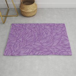 Pansy Surreal Flow Rug