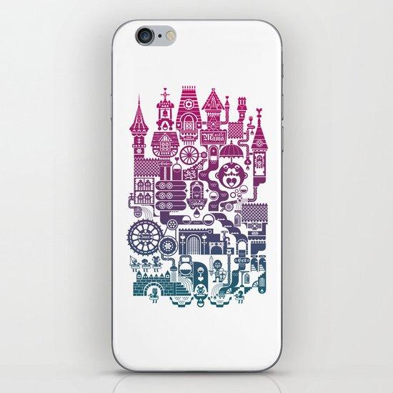 Castle Mama iPhone & iPod Skin