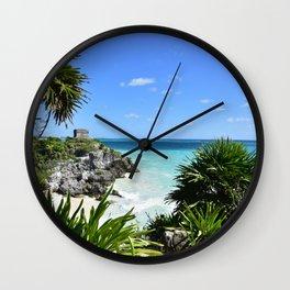 Royals Caribbean View Wall Clock