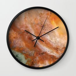 Idaho Gem Stone 26 Wall Clock