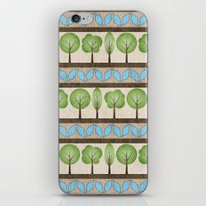 English Country Garden iPhone & iPod Skin
