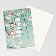 Today I Will Choose Joy Stationery Cards