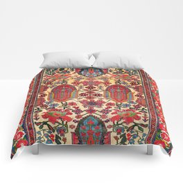 Bakhtiari West Persian Carpet Print Comforters