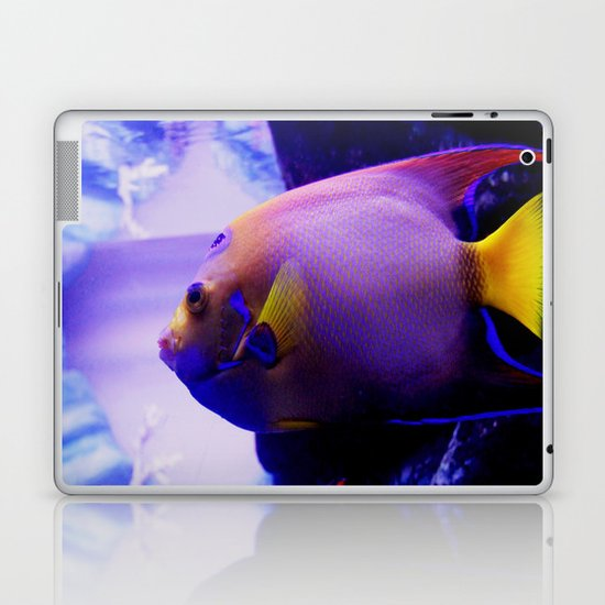 Not for fishing Laptop & iPad Skin
