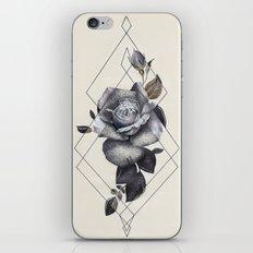 Geo Rose II iPhone & iPod Skin