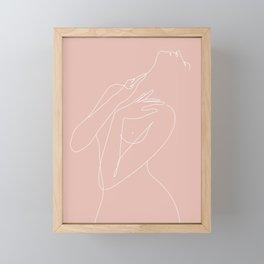 wake Framed Mini Art Print