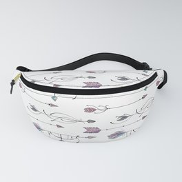 Boho Arrows Set 1 Fanny Pack