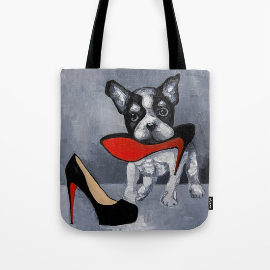 SAVE THE SHOES! Tote Bag