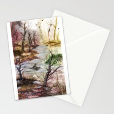 Gaze and Adapt Stationery Cards