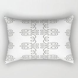 trama Rectangular Pillow