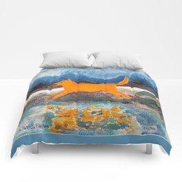 Banjo the Wonder Dog Comforters