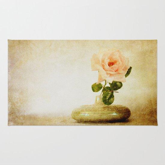 Vintage Rose  - JUSTART © Rug