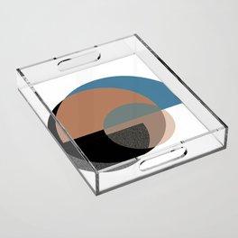 Burger Acrylic Tray