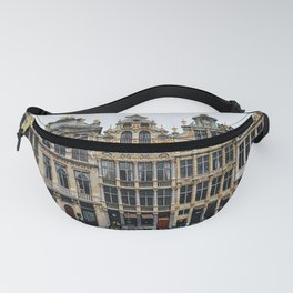 Brussels Grand Place Fanny Pack