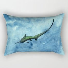 Thresher Shark Rectangular Pillow