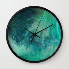 Abstract No. 318 Wall Clock