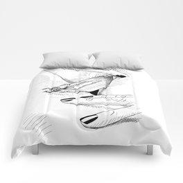 Girls Love Comforters
