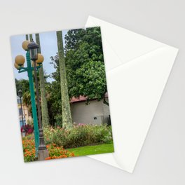 Clive Square Garden Stationery Cards