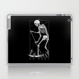 La Mort Laptop & iPad Skin