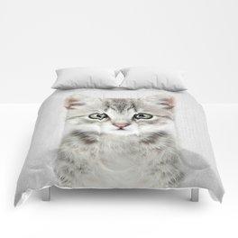 Kitten - Colorful Comforters