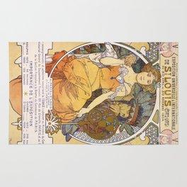 Vintage poster - Exposition Universelle & Internationale de St. Louis Rug