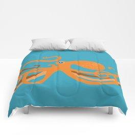 Octopus Swirl Comforters