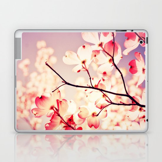 Dialogue With the Sky Laptop & iPad Skin
