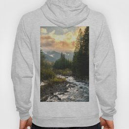 The Sandy River I - nature photography Hoody
