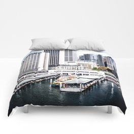 Circular Quay Comforters