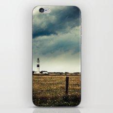 Lighthouse of Kampen II iPhone & iPod Skin