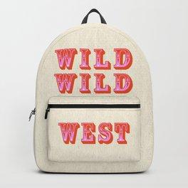 WILD WILD WEST Backpack