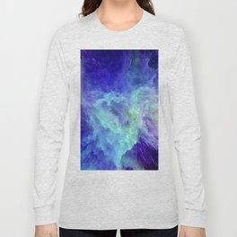 Space Explosion 07 Long Sleeve T-shirt