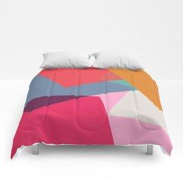 Geometric Abstract 01 Comforters