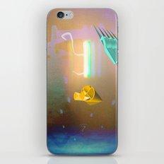 Basmekfi iPhone & iPod Skin