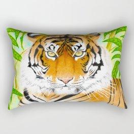 Wild Life - Tiger Rectangular Pillow