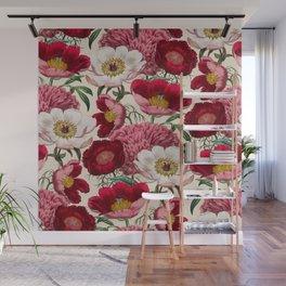 Flower garden Wall Mural