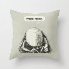 Ant! Throw Pillow