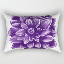 Flower V.6 Rectangular Pillow