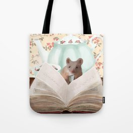 The English Mouse Tote Bag