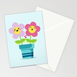 Kawaii Spring lovers Stationery Cards