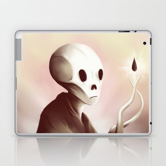 oil worshipper Laptop & iPad Skin
