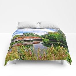 Lakeside Reflections Comforters