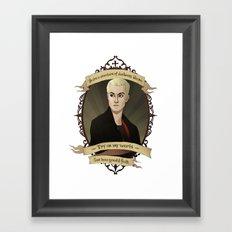 Spike - Buffy the Vampire Slayer/Angel Framed Art Print