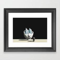 Zero K (2016) Framed Art Print