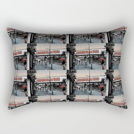 Camden Lock  Rectangular Pillow