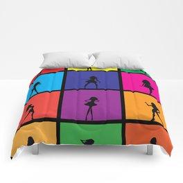 Fashion Girl Comforters